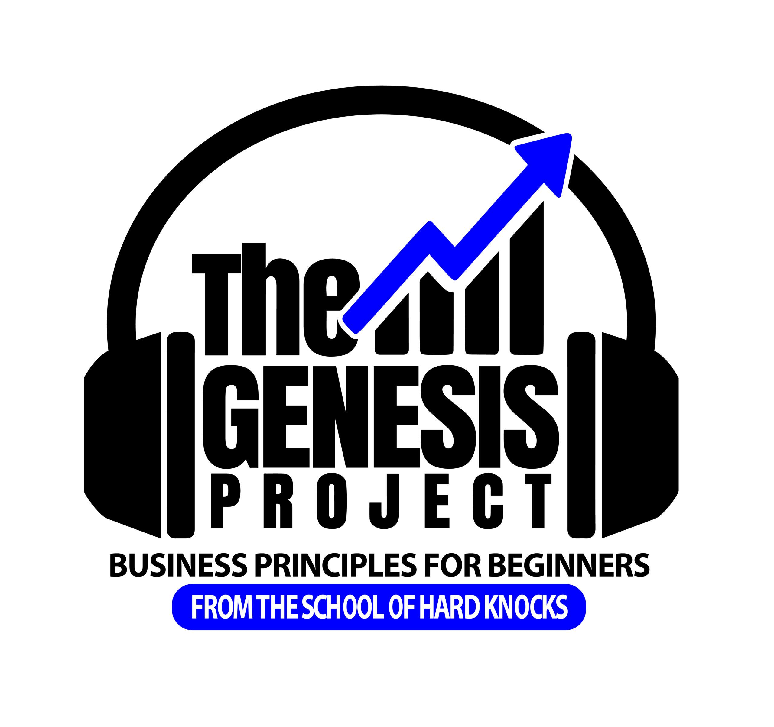 Genesis Project Podcast logo